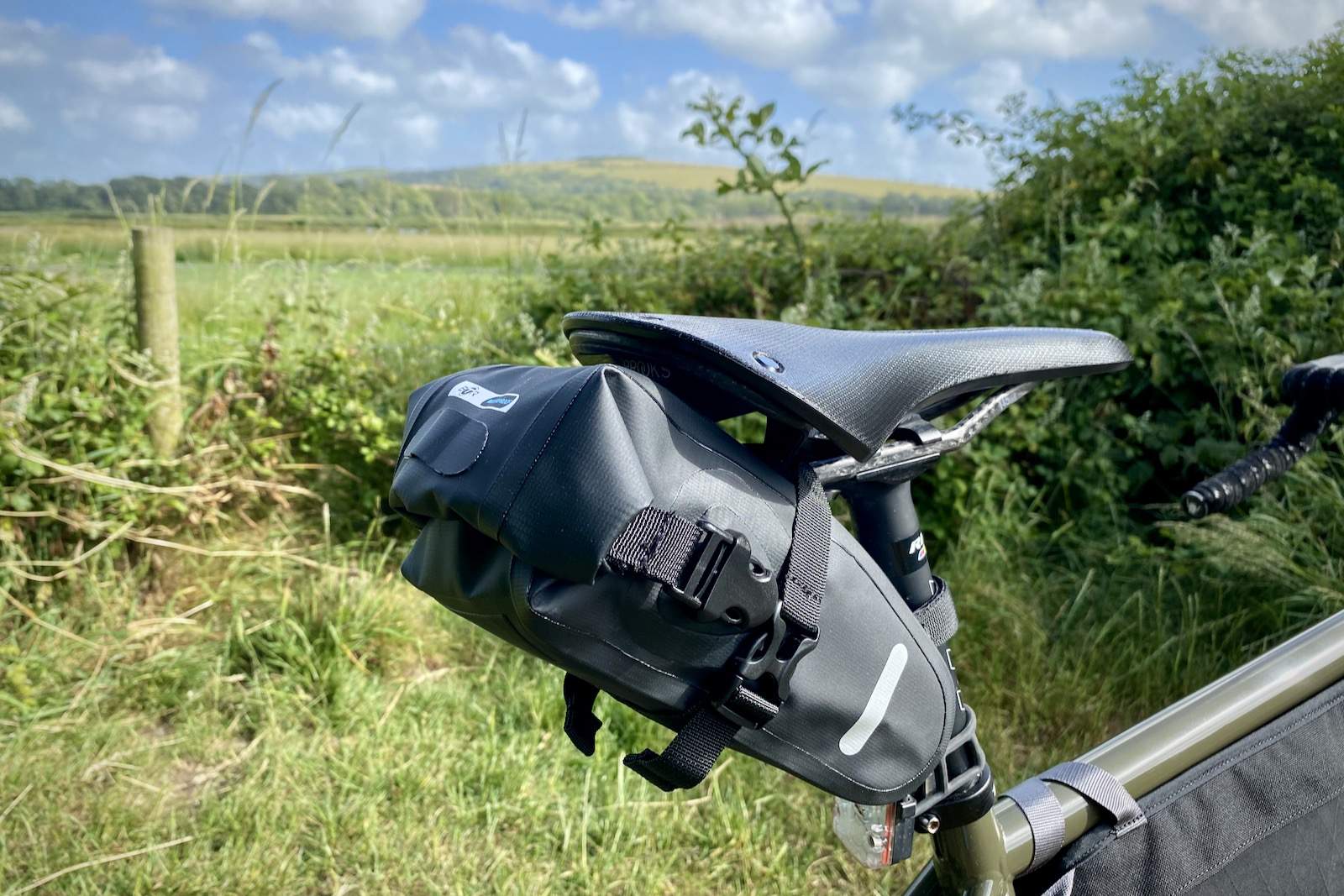 BTR Products Waterproof Handlebar Bag Review