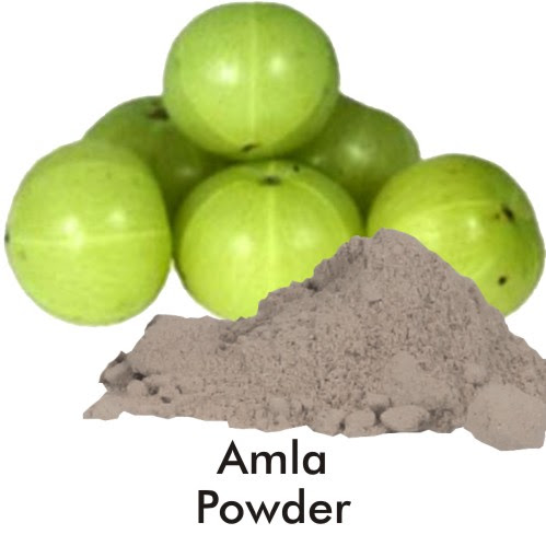 Herbal Amla Powder for Better Health