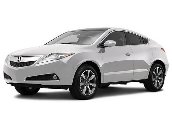 2013 Acura ZDX Prices, Reviews and Pictures