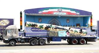 Khoramshahr missile
