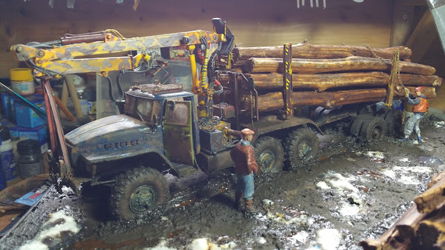 Ural 4320 Timber. - Page 2 20170519_180230