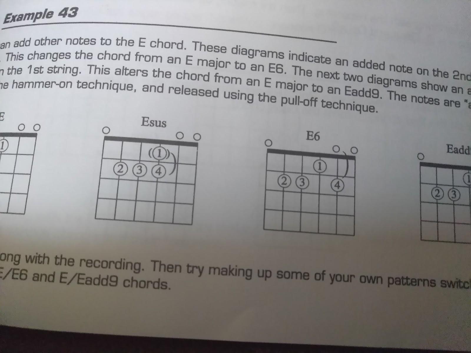 Esus Guitar