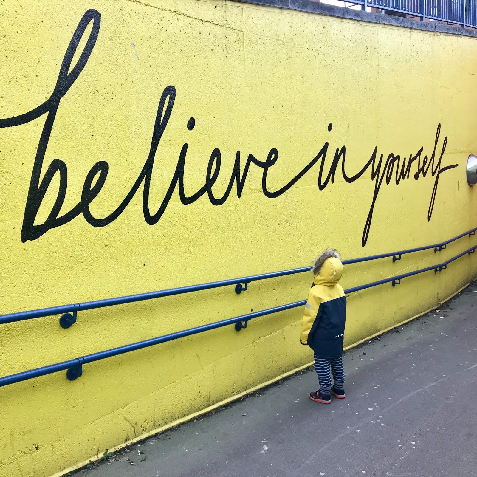 importance of believing in yourself.