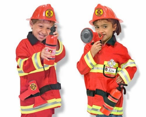 fire safety week costumes