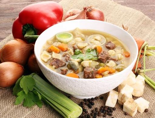 Resep Sup Daging Sapi Bening
