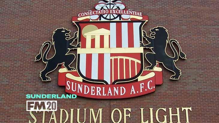 Sunderland FC FM20