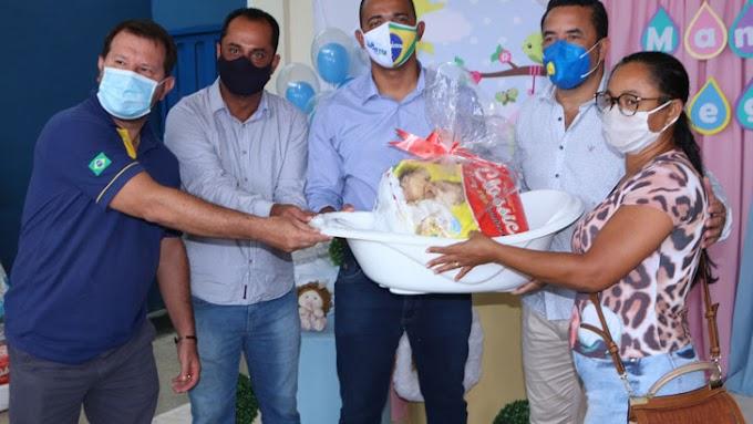 Emenda de R$ 69 mil do deputado Jhony beneficia mães de baixa renda em Ji-Paraná