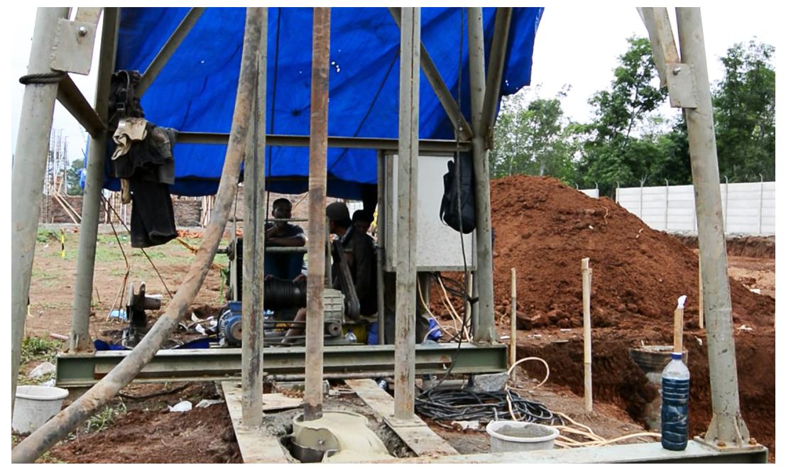 Jasa Pembuatan Sumur Bor Makassar Terbaik