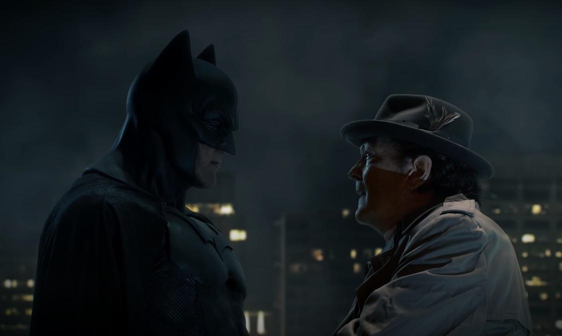 Película Batman - Dying Is Easy Online