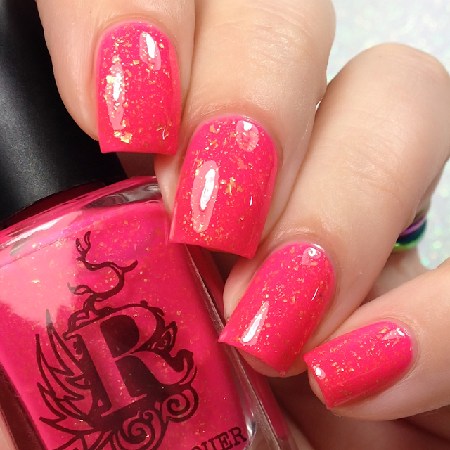 Rogue Lacquer-Pink Strong