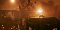 Gallifrey Burns