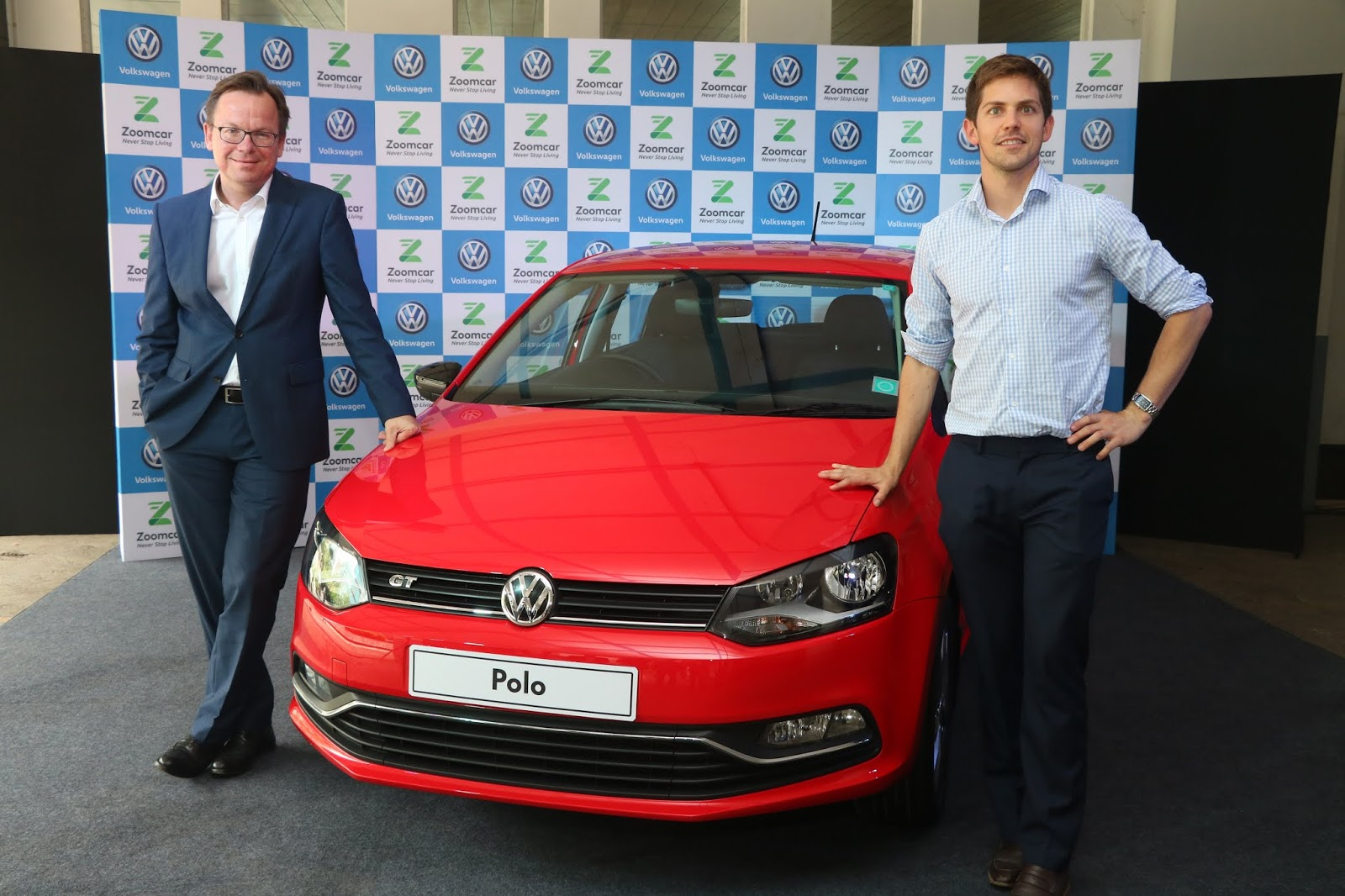 Mumbai News Network Latest News: Volkswagen partners with Zoomcar to