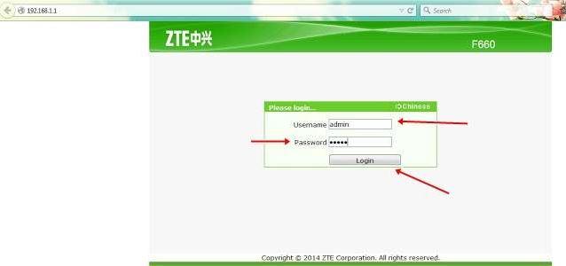 Cara Mengganti Password WiFi ZTE Tipe F660