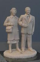 statuette personalizzate action figure da colorare orme magiche