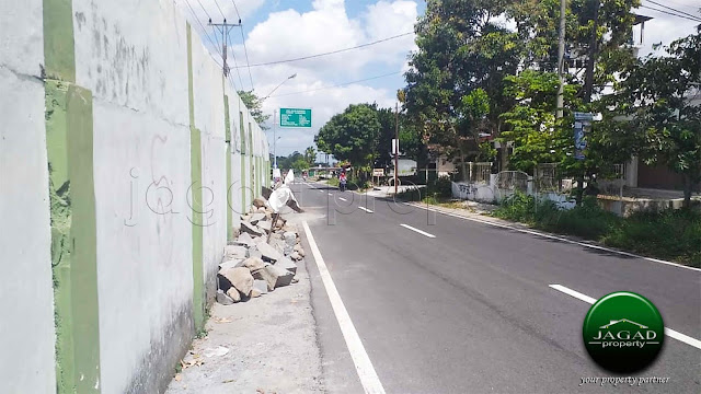 Tanah Strategis jalan Magelang Km 18