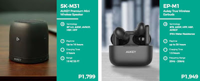 Aukey PH Anniversary Sale