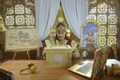 Video Iklan Indoeskrim episode 2 Terbaru berjudul Unboxing