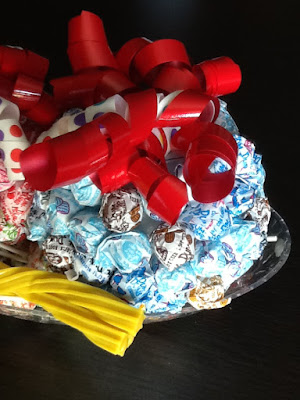 Ice Cream Candy Bouquet DIY