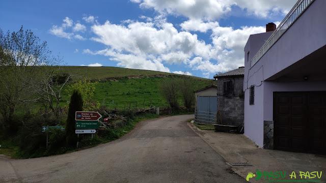 Las Cruces, Belmonte