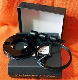 Michell Engineering 3 Point VTA for Rega Tonearm (sold) Michell%2Bvta%2B1