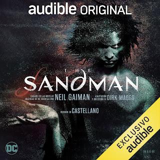 The Sandman de Neil Gaiman será producida en formato audio.