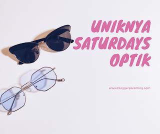 Uniknya Saturdays optik
