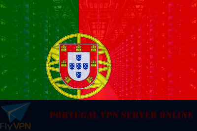 FlyVPN Portugal VPN Server Online
