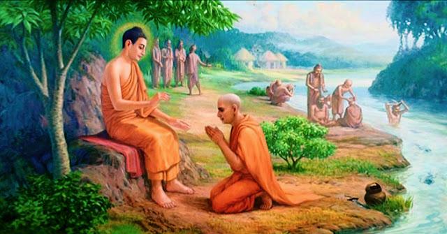 Người đàn ông hỏi Đức Phật: 'Làm sao để dứt khỏi phiền não?', câu trả lời chỉ ở 2 chữ