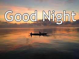 good night new video