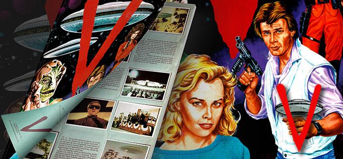 Álbum de cromos V (Editorial Maga, 1984)