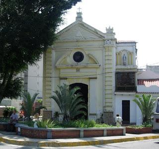 santisima trinidad iglesia simon bolivar