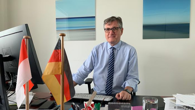 Kedubes Jerman Buka Suara soal Kunjungan ke Markas FPI