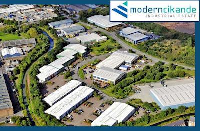 Daftar perusahaan di kawasan industri Modern Cikande, Serang