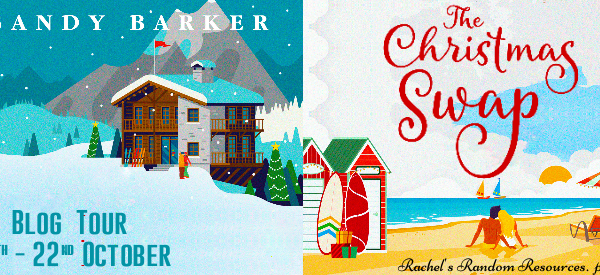 The Christmas Swap by Sandy Barker Review