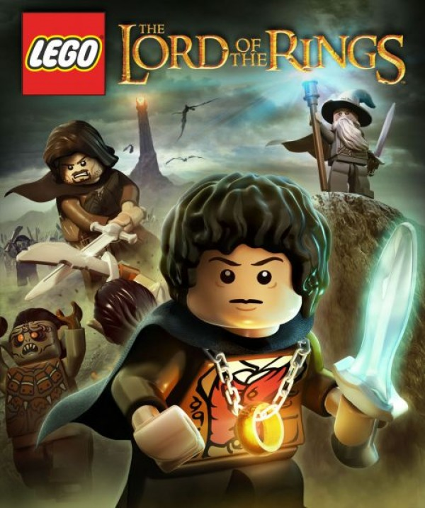 Save Game 100% Lego The Lord of the Rings