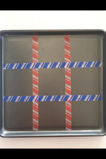 use-washi-tape-to-make-tic-tac-toe-grid