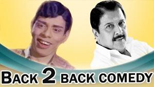 Vellikkizhamai Viratham : Sivakumar Vs Nagesh Back 2 Back Comedy Scenes