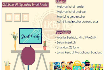 Lowongan Admin Online Shop Full Time Bandung