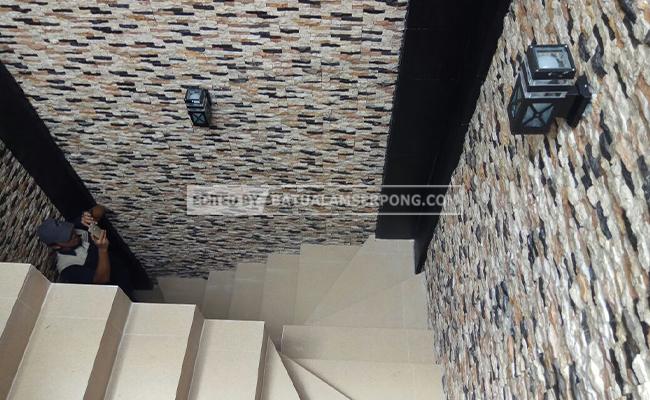 jual batu wall cladding