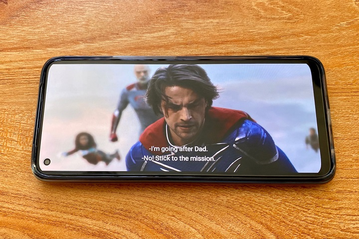 realme 8 Pro Review: Display