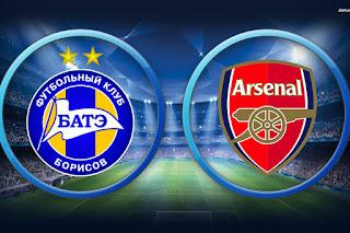 Арсенал – БАТЭ прямая трансляция онлайн 21/02 в 20:55 по МСК.