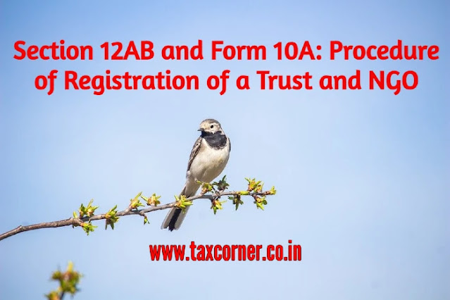 section-12ab-and-form-10a-procedure-of-registration-of-a-trust-and-ngo