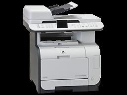Driver HP Color Laserjet CM2320nf mfp para Windows e Mac