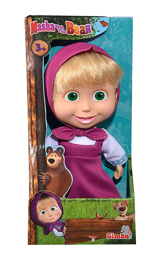 Masha and Bear Masha doll