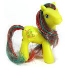 My Little Pony Tic Tac Toe Dolly Mix Series 1 G1 Retro Pony