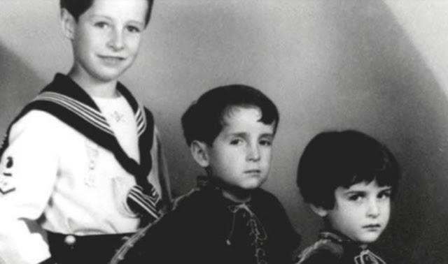 Eles eram irmãos na vida real