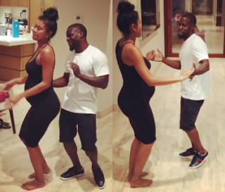 Watch Kevin Hart And His Wife Eniko Boggie Down Amidst Cheating Scandal