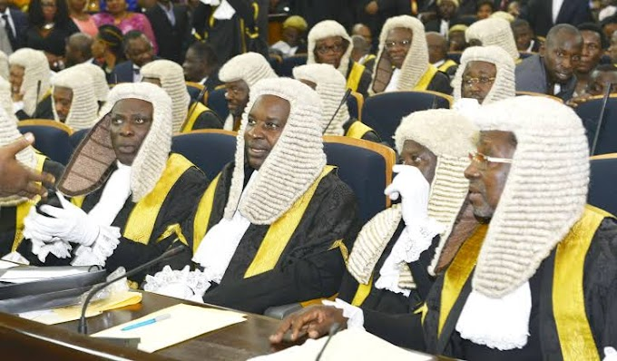 CJN to swear in New Senior Advocates of Nigeria