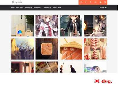 Lycoris-2.1-Responsive-Blogger-Template