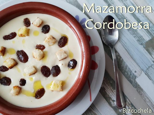 MAZAMORRA CORDOBESA